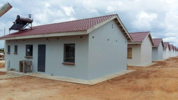 PPC Springvale Housing in Zimbabwe